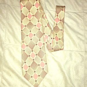 POLO By Ralph Lauren Mens Silk USA hand made tie
